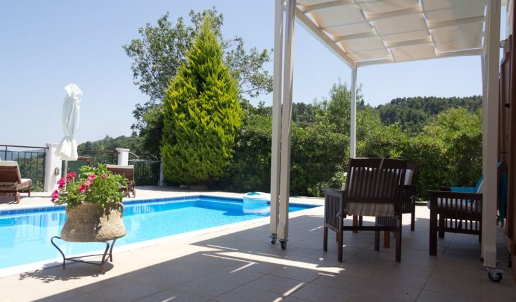 Skopelos Villas for Rent - Country Villa Sendoukia_