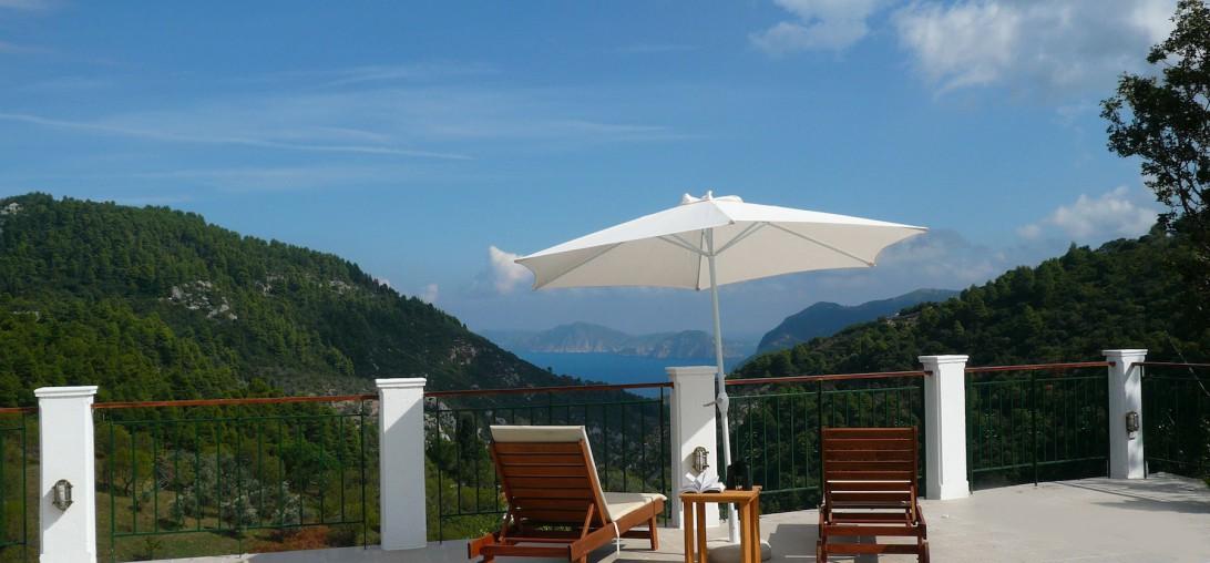 Skopelos Villas for rent - country-villa-sendoukia-skopelos