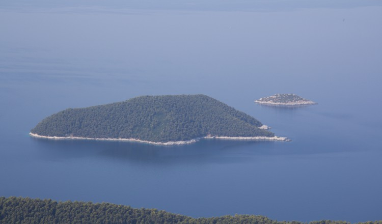 Skopelos observatory-Views of the west coast of Skopelos from Observatory-Skopelos country Villas
