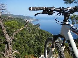 mountain biking around skopelos and skopelos country villas