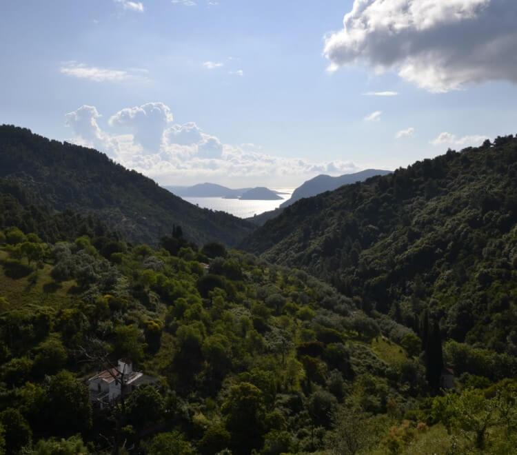 skopelos country villas views by bruno