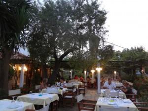 Perivoli Restaurant-Skopelos town