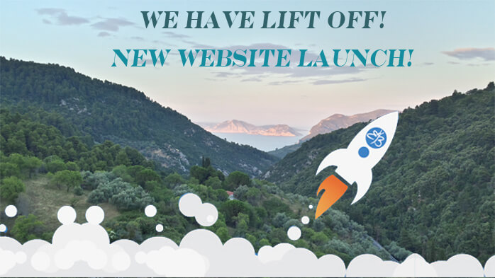 skopelos country villas new website launch