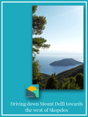 The Perfect 7 Day Itinerary For Skopelos Island | Skopelos Country ...