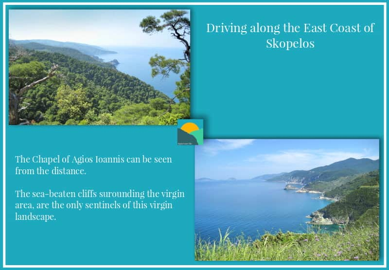 Day 4 of the Perfect 7 Day itinerary of Skopelos Island