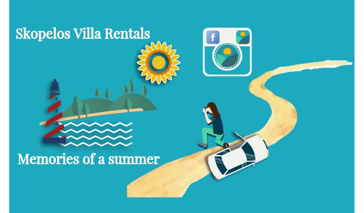 A summer through the lens of a Skopelos Villa Rentals owner