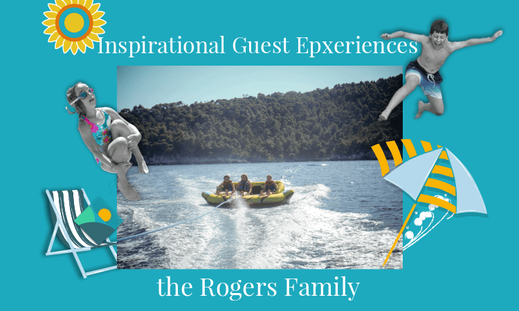 Guest Experiences-Rogers Family in Skopelos Country Villas