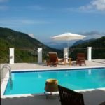 Skopelos Country Villa Sendoukia swimming pool