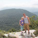 Mark and Georgie - Skopelos Country villas