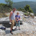 Skopelos Country villas - sendoukia visit