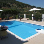 Country villa sendoukia - swimming pool